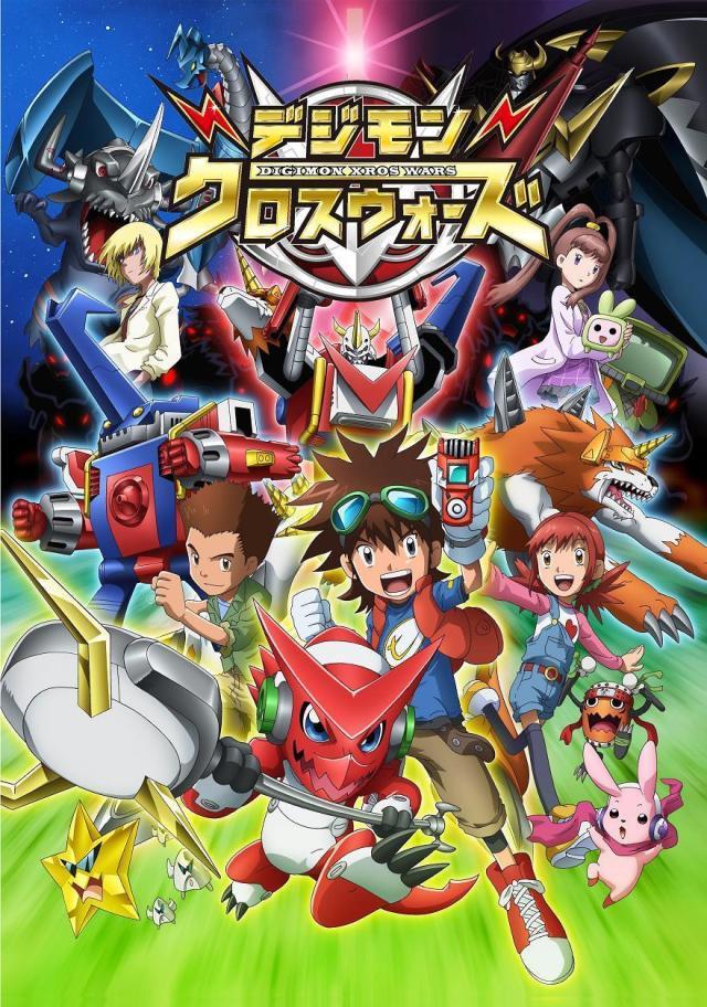 Digimoncrosswars