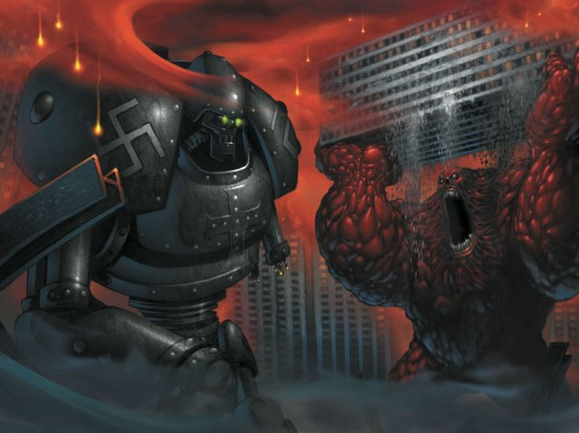 giantmonster Nazi bot