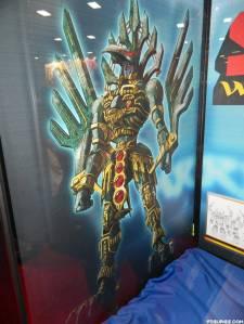 Mayan Robot 2