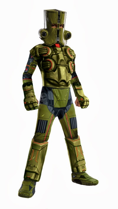 costume alpha