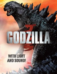 godzilla light & sound