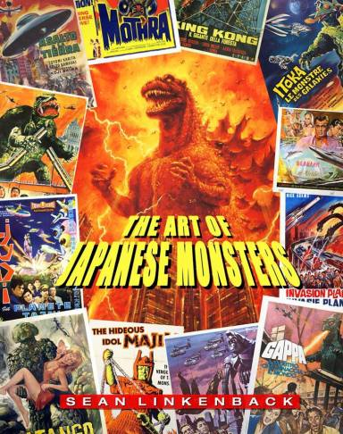 art of japanese monsters