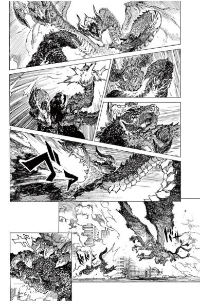 bigcomicoriginal Godzilla 172