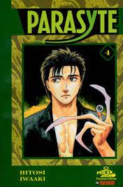 parasyte shinichi manga