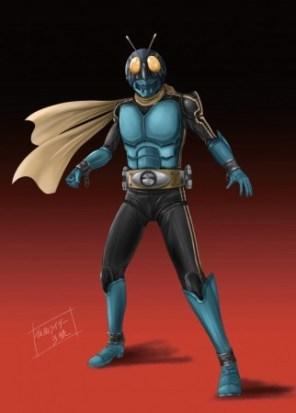 new kamen rider 3
