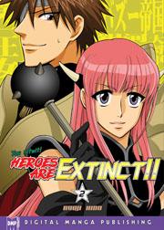 heroes are extinct