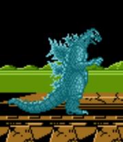 monster of monsters NES godzilla