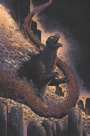 Godzilla in Hell 2