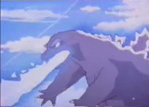daicon 3 Godzilla