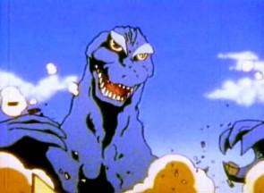 Daicon 4 Godzilla