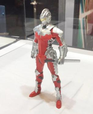 2011 manga ultraseven figure