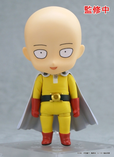 one punch nendoroid