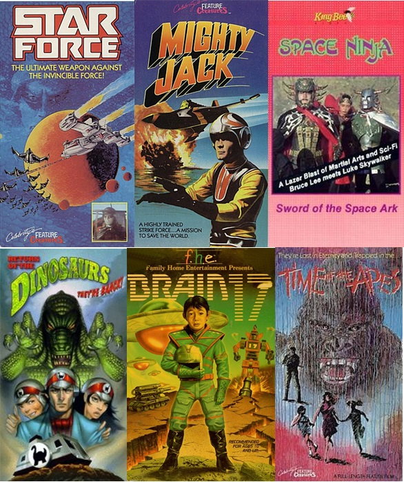 compilation movies vhs
