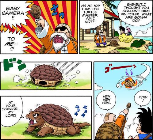 babygamera dragonball