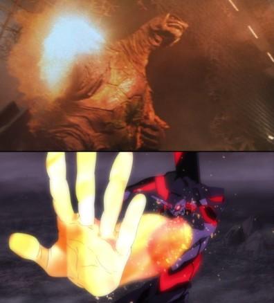 gamera 3 evangelion rebuild