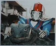 Gamera vs Sailor Fighter
