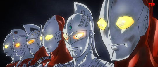 The Ultraman Jackal vs Ultraman