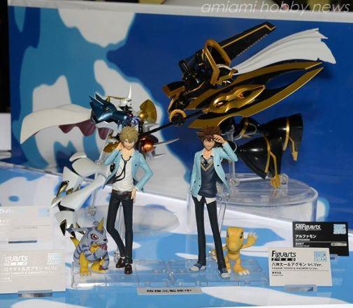 Digimon tri figuarts