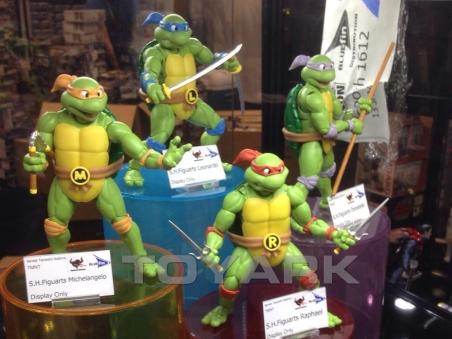 ninja turtles figuarts
