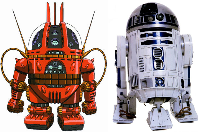 iq9 and r2d2