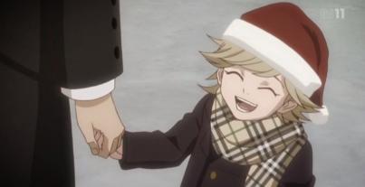 TIGERBUNNY christmas