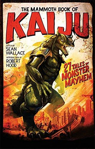mammoth book of kaiju