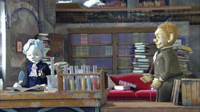 sherlock holmes puppet