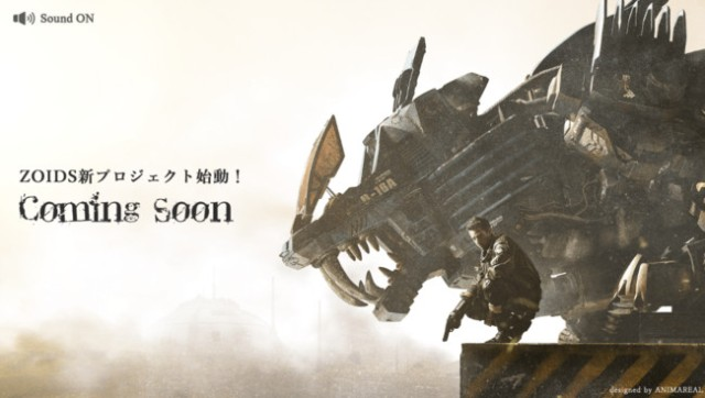 new-zoids-project