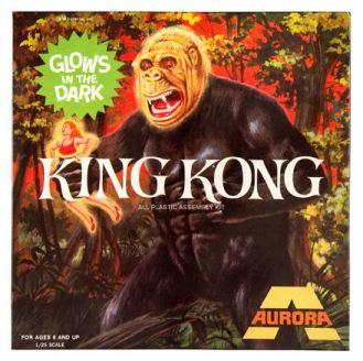 aurora-model-glow-king-kong