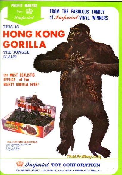 hongkonggorilla
