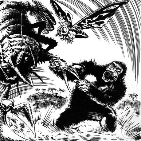 king_kong_vs_the_sea_monster