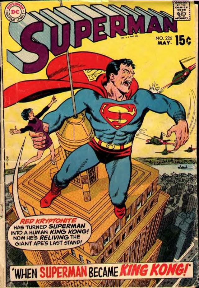 superman-king-kong