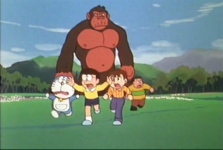 doraemon-meets-kong