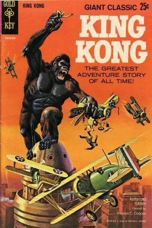 gold-key-kong-comic